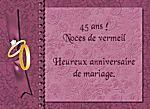 Cartes Virtuelles Anniversaire De Mariage